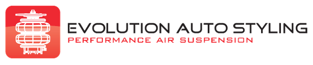 Logo - Evolution Auto Styling - Air Suspension Systems in Mililani, HI
